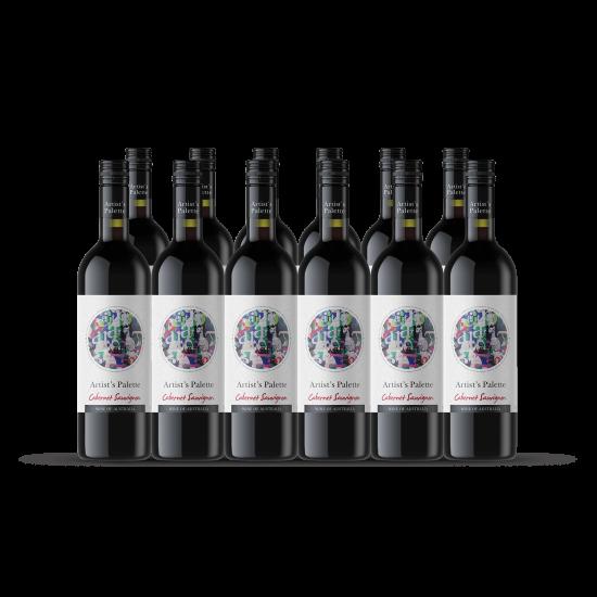 2020 Artist's Palette Cabernet Sauvignon (12 Bottles)